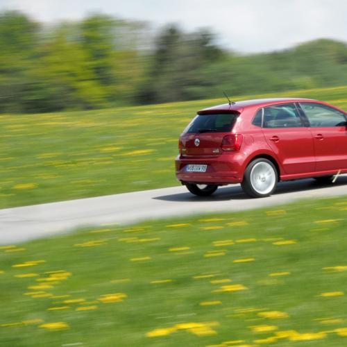 Volkswagen Polo : les photos de notre essai