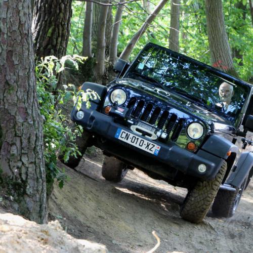 Jeep Academy