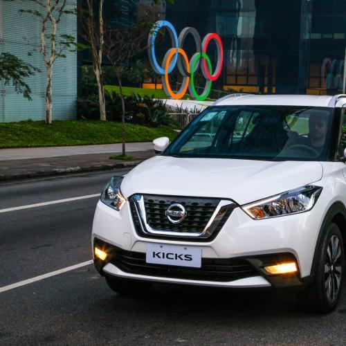Nissan Kicks (2016 - officiel)