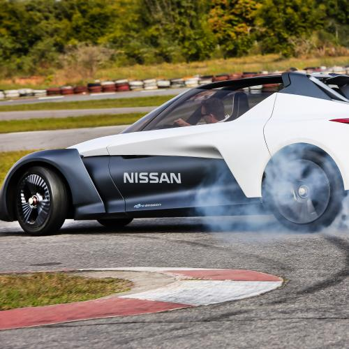 Nissan Blade Glider (2016 - officiel Brésil)