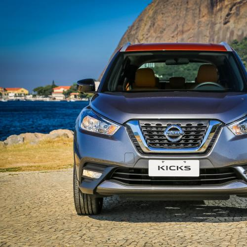 Nissan Kicks (2016 - officiel)