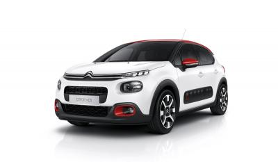 Citroën C3 CarPlay & ConnectedCam
