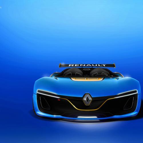Renault Spider 2017 (non officiel)