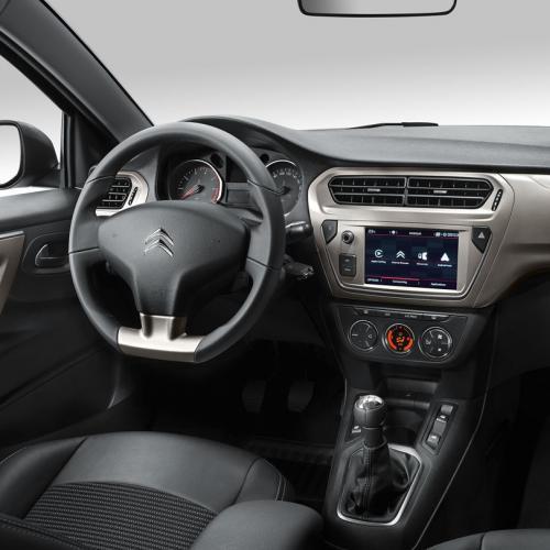 Citroën C-Élysée 2017 (officiel)