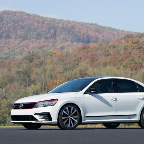 Volkswagen Passat GT Concept 2017 (US)