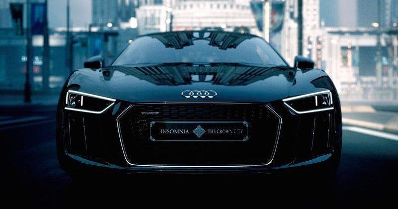 Audi R8 Star of Lucis
