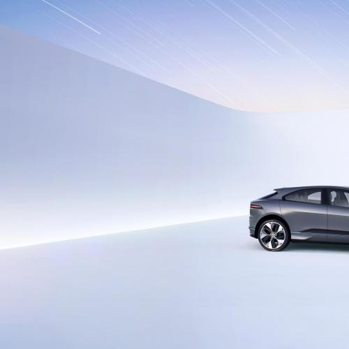 Jaguar I-Pace Concept (officiel)