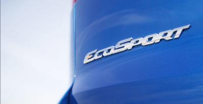 Ford EcoSport 2017 (officiel)