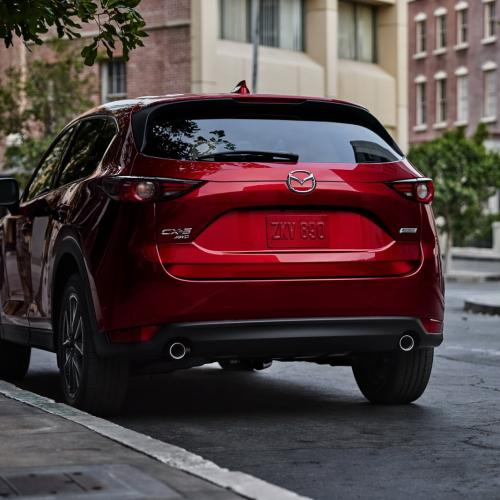 albums photos nouveau mazda cx 5 2017