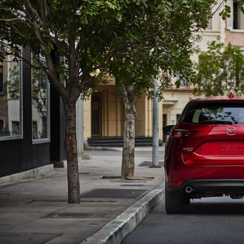 Nouveau Mazda CX-5 2017