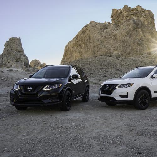 Nissan Rogue One Star Wars Edition (2017)