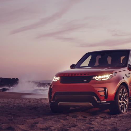 Land Rover Discovery Dynamic Design 2017