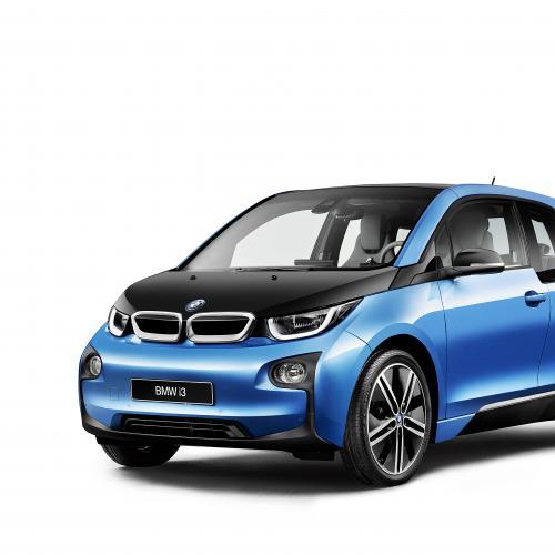 BMW i3 94 Ah (2016 - essai)