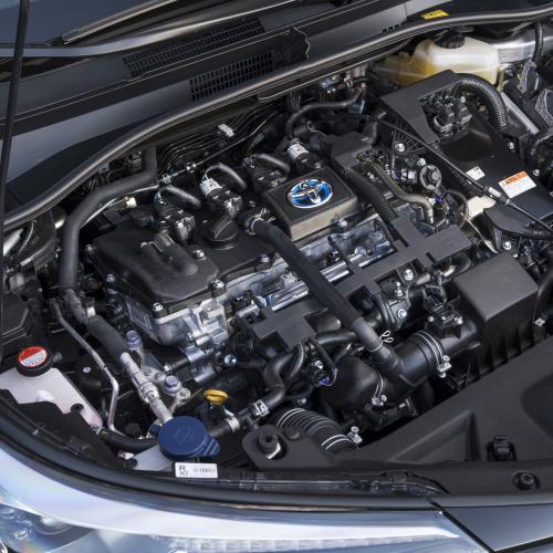 Toyota C-HR (2016 - essai)