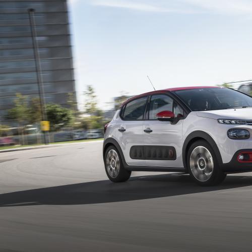 Citroën C3 (2016 - essai)