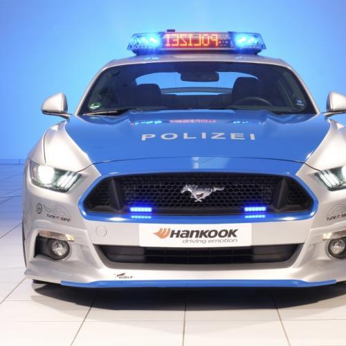 Ford Mustang Polizei (Essen 2016)