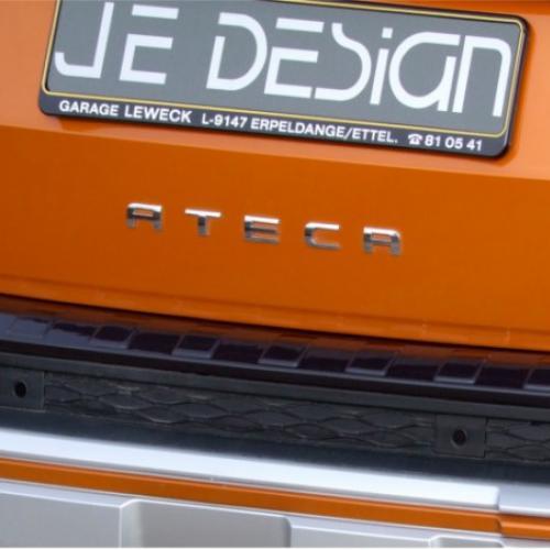 Seat Ateca par JE Design