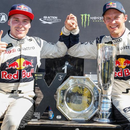 Les champions 2016 en sports mécaniques