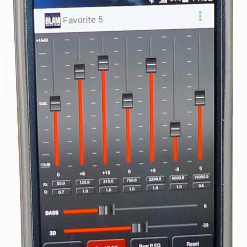 Blam Audio RA 704 RT
