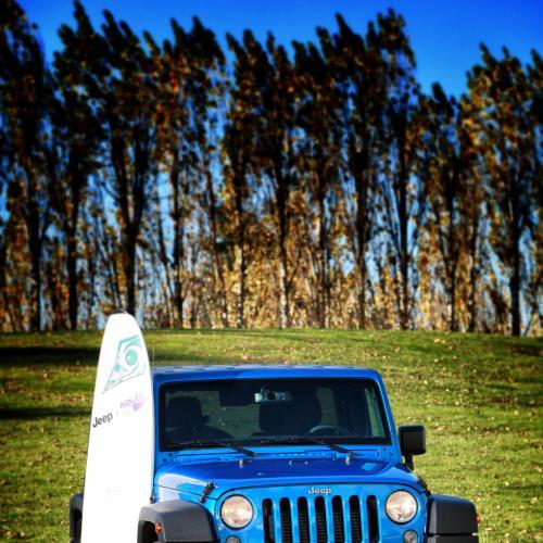 Jeep Wrangler Unlimited Nautic