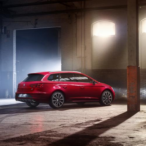 Seat Leon Cupra 300 (2016 - officiel)