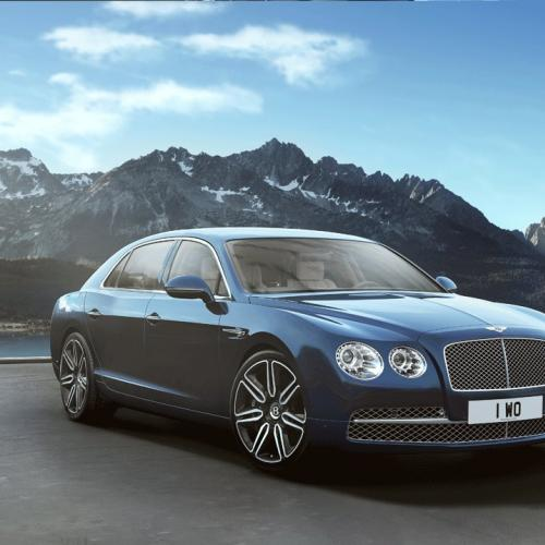 Bentley Flying Spur Limited Edition par Mulliner