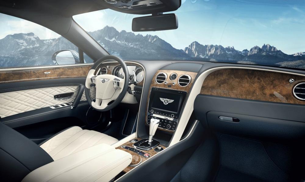 Bentley Flying Spur Limited Edition par Mulliner