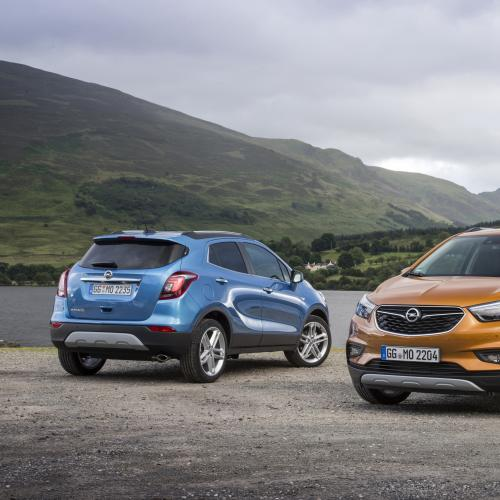 Opel Mokka X (essai - 2016)