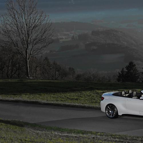 BMW M2 Cabriolet par Dähler
