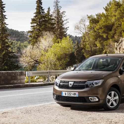 Dacia Sandero restylée (essai - 2016)