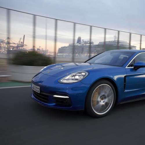 Porsche Panamera (essai - 2016)