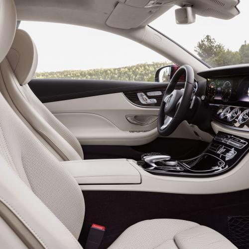 Nouvelle Mercedes Classe E 2017