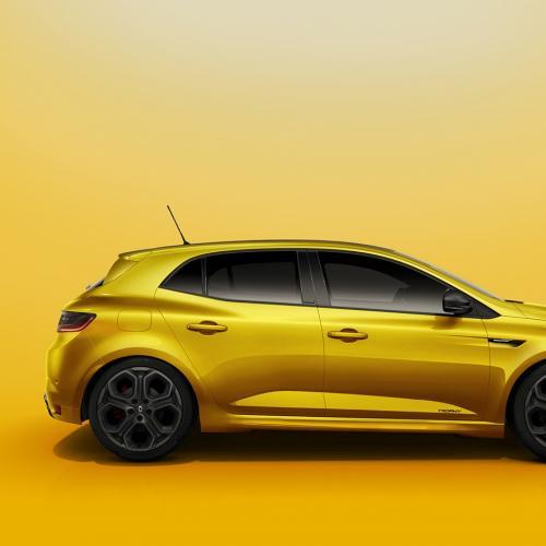 Renault Mégane RS 2018 (rendus)