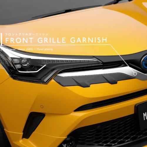 Toyota C-HR par Modellista