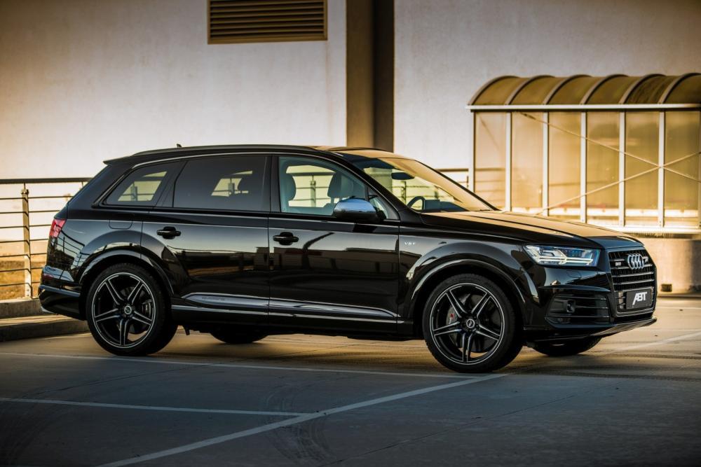 Audi SQ7 TDI par ABT