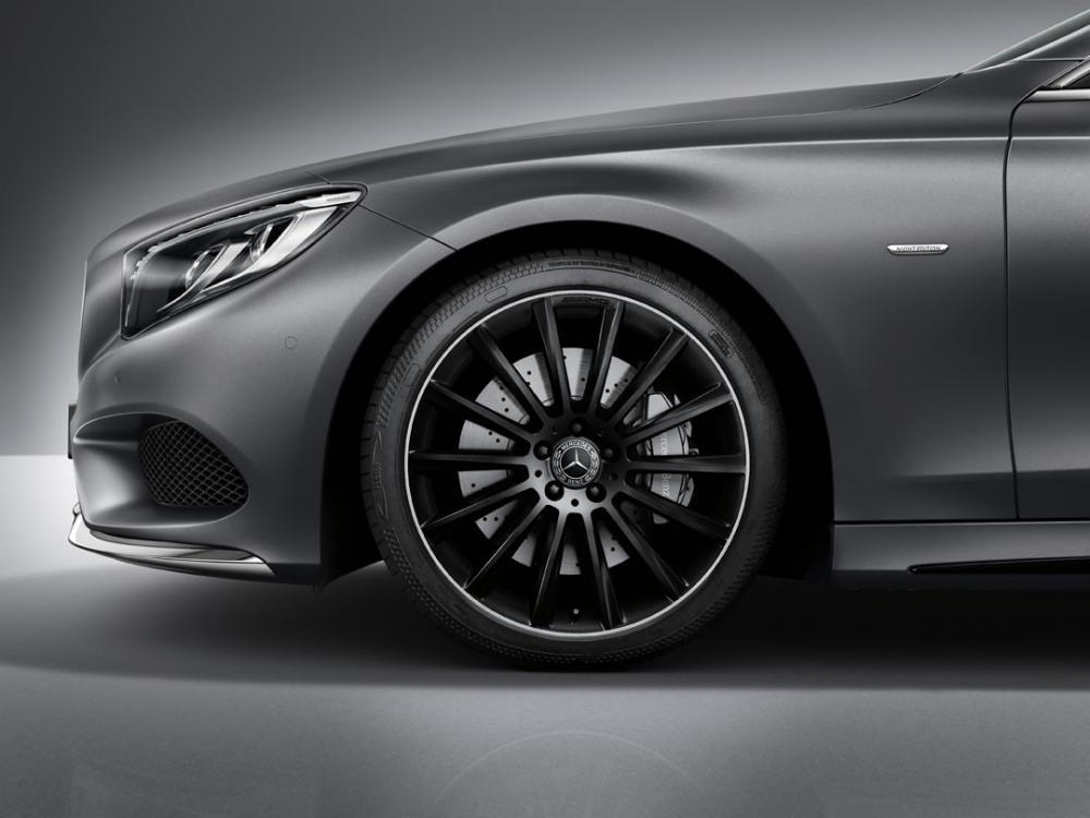 Mercedes Classe S Coupé Night Edition 2017