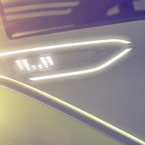 Teasers Volkswagen ID Concept (Detroit 2017)
