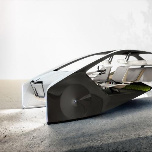 BMW i Inside Concept