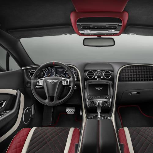Bentley Continental Supersports (officiel - 2017)