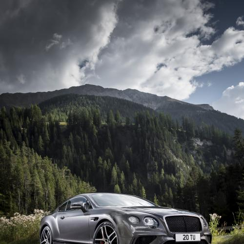 Bentley Continental Supersports (officiel - 2017)