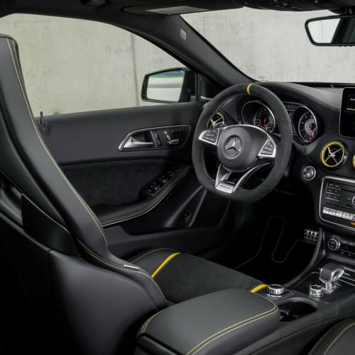 Mercedes GLA restylé 2017