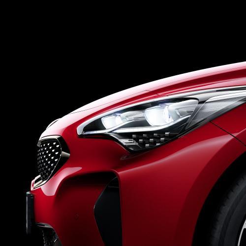 Kia Stinger GT (officiel - 2017)