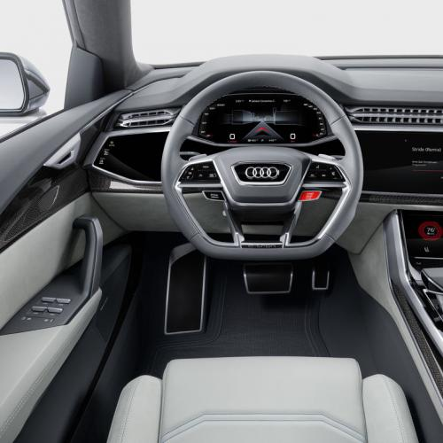 detroit 2017 audi q8 concept. Black Bedroom Furniture Sets. Home Design Ideas