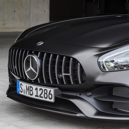 Mercedes-AMG GT 2017