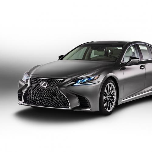 Nouvelle Lexus LS 2017