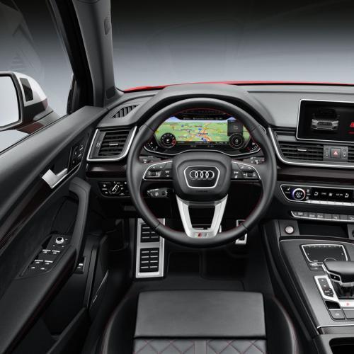 Nouvel Audi SQ5 TFSI