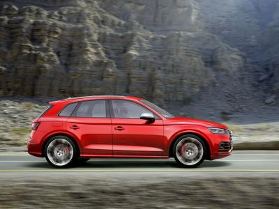 Nouvel Audi SQ5 TFSI