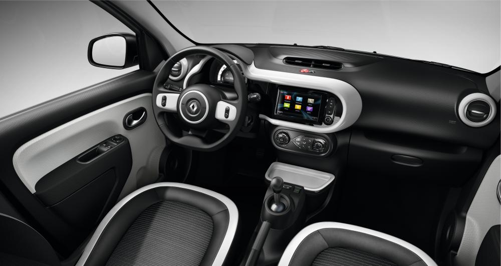 Renault Twingo 3 Midnight