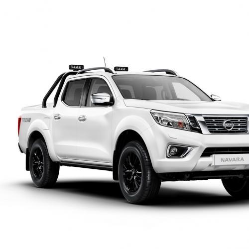 Nissan Navara Trek -1°