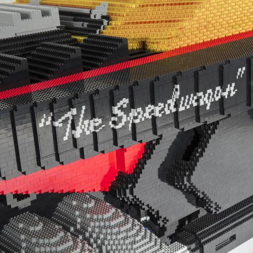 Batmobile en LEGO